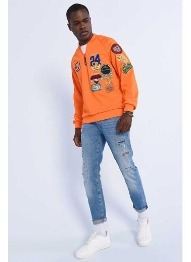 Ecko Unltd Sweatshirt Oranj